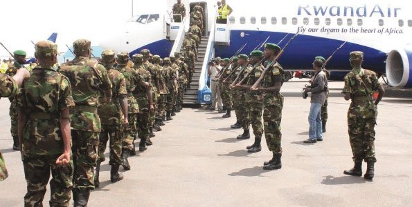 Rwanda sends troops to Mozambique to fight terrorists