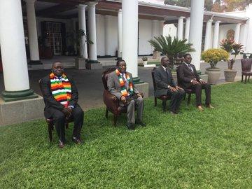 President Mnangagwa sends out two Ambassadors to resume duties
