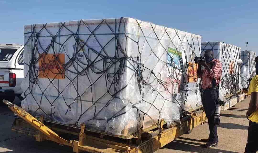 COVID-19: Zimbabwe receives 1 million doses of Sinovac