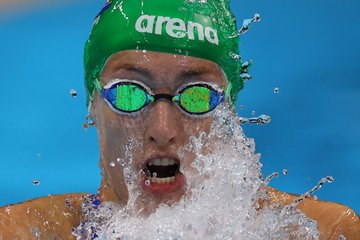 SA swimmer breaks world record, bags 2nd gold medal for Africa