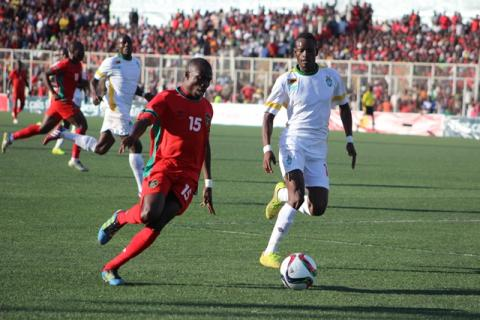 COSAFA CUP UPDATE: Warriors, Flames play 2 all draw