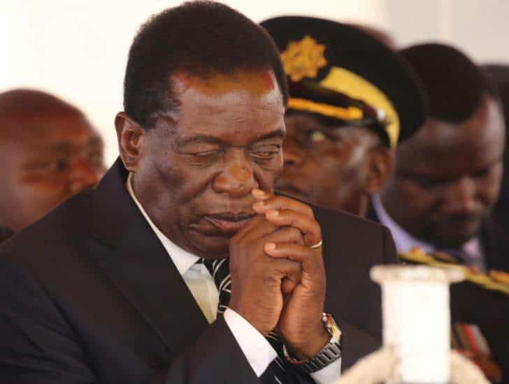 Man arrested at State House demanding to see Mnangagwa to share his dream with him, magistrate says he should undergo mental examination