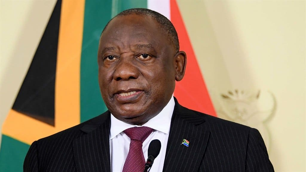 SA President Ramaphosa lowers lockdown from level 4 to 3; reopens bars, schools