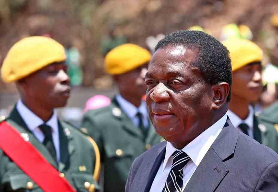 Gukurahundi linked Commander of Defence Intelligence is Mnangagwa's choice for top ZNA job- Jonathan Moyo