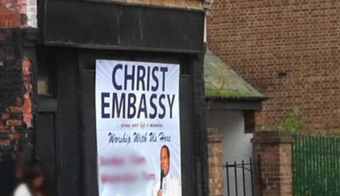 Chris Embassy pastor arrested for leading gathering of 50 unvaccinated congregants