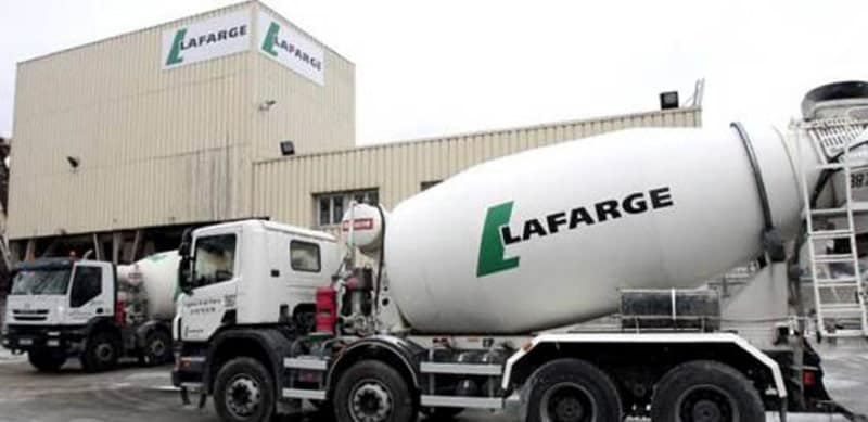 Lafarge cement demand 30% up due to rise in infrastructural development