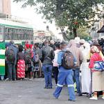 Scores of Harare commuters stranded as police intensify blitz on private Kombis