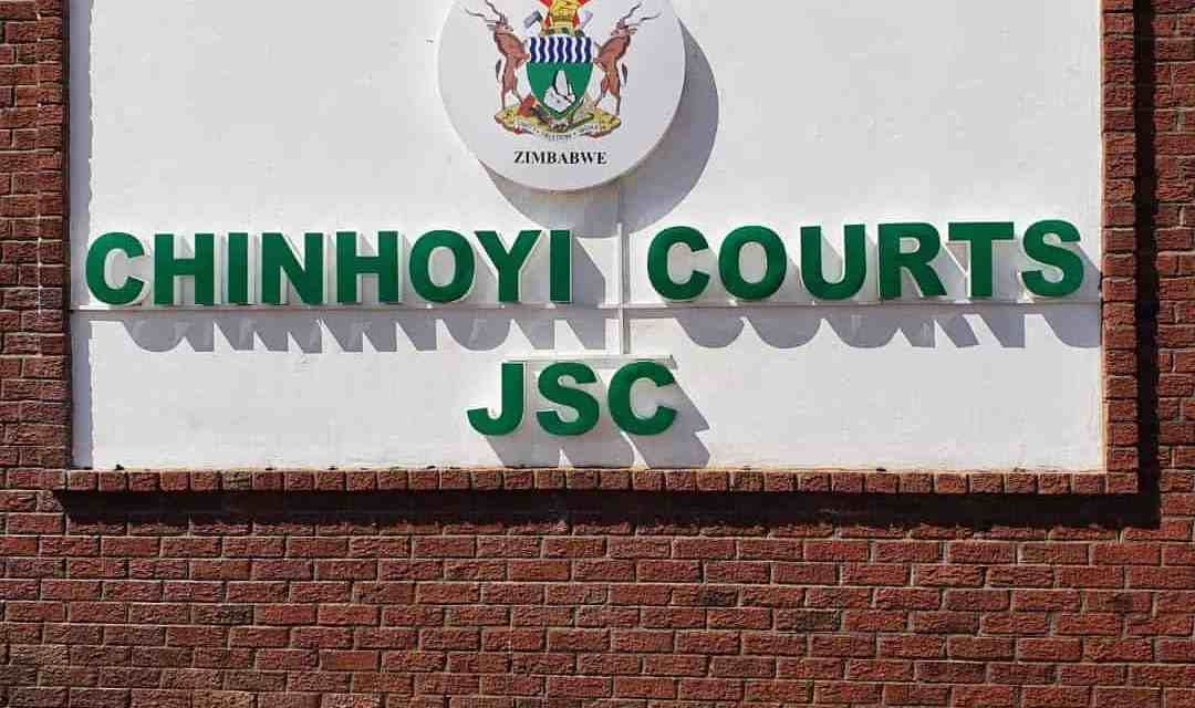 … PICTURES…Chinhoyi High Court commissioned