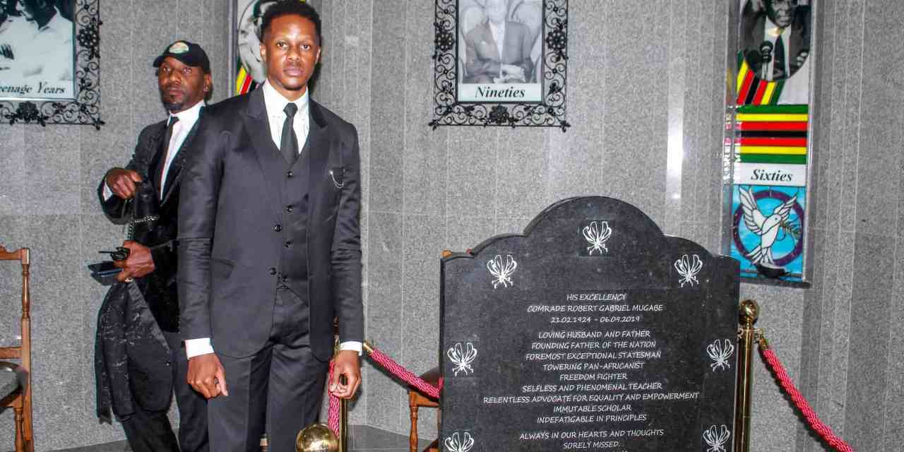 PICTURE: Inside Robert Gabriel Mugabe mausoleum