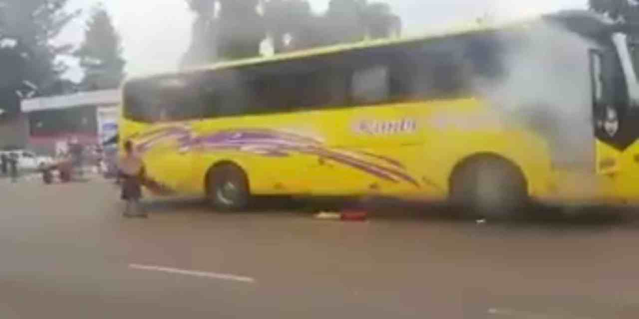 Police probes tear-gassing of Mlauzi bus passengers after video went viral