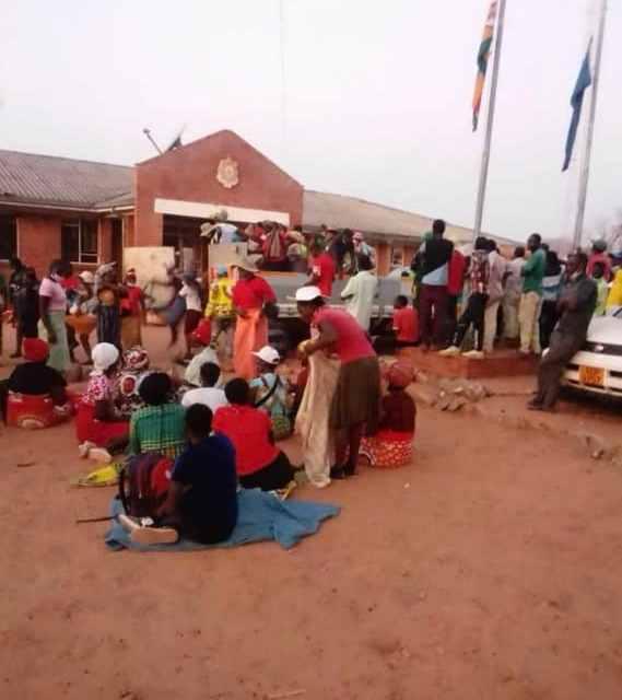 Gokwe-Nembudziya villagers bay for 'Mr Lamborghini' Mayor Wadyajena's blood, he seeks refugee at police station?