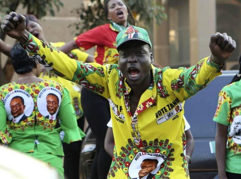 ZANU PF fertile ground for regime change in Zimbabwe- Jonathan Moyo