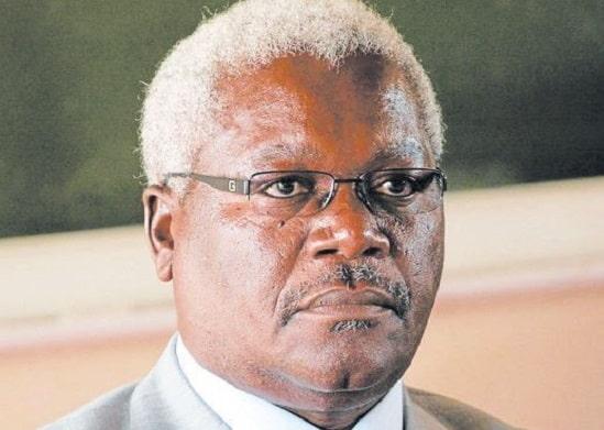 Chombo in court for wearing ZANU-PF regalia