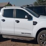 Another Zim bound smuggled vehicle intercepted by security