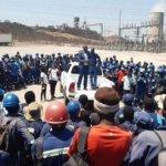 Hwange Central MDC Alliance MP Daniel Molokele steps in trying to end ZPC strike