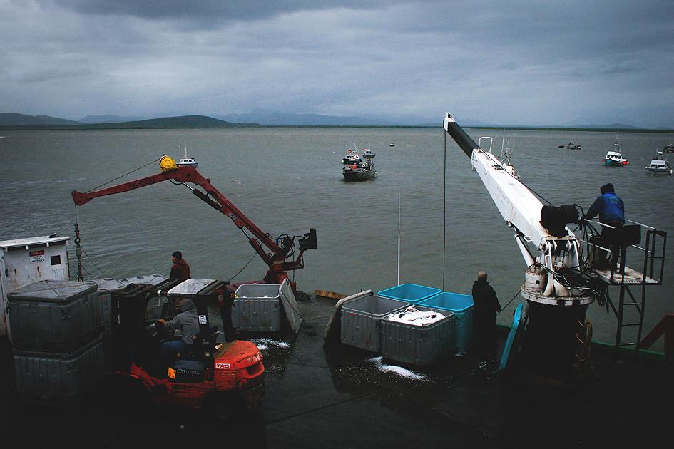 Alaska praca