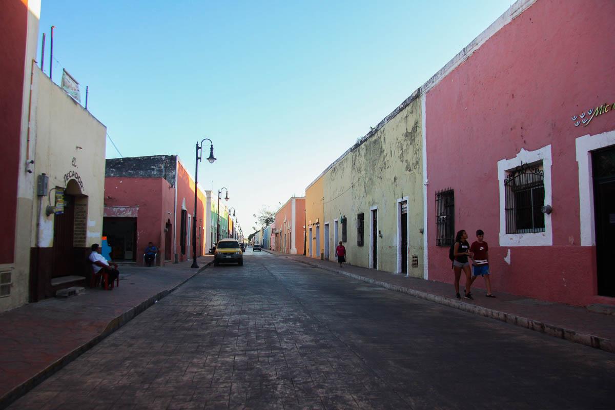 Valladolid - kolorowe miasteczko wMeksyku