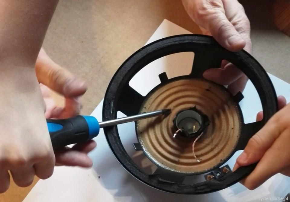 Renowacja głośników 5