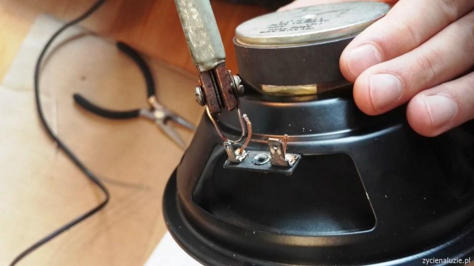 Renowacja głośników 12