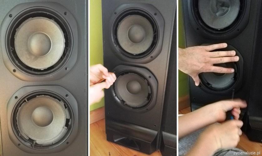Renowacja głośników 1