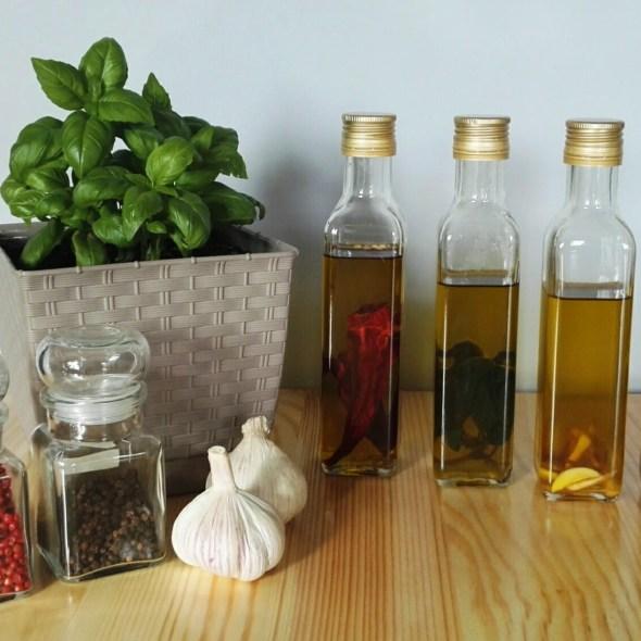 Oliwa z przyprawami
