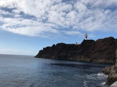 latarnia morska Punto de Teno