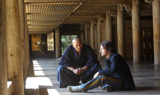 Ostatni samuraj z Tomem Cruisem