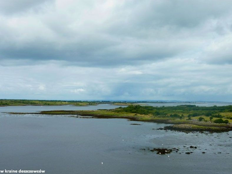 view from dunguaire castle (1)