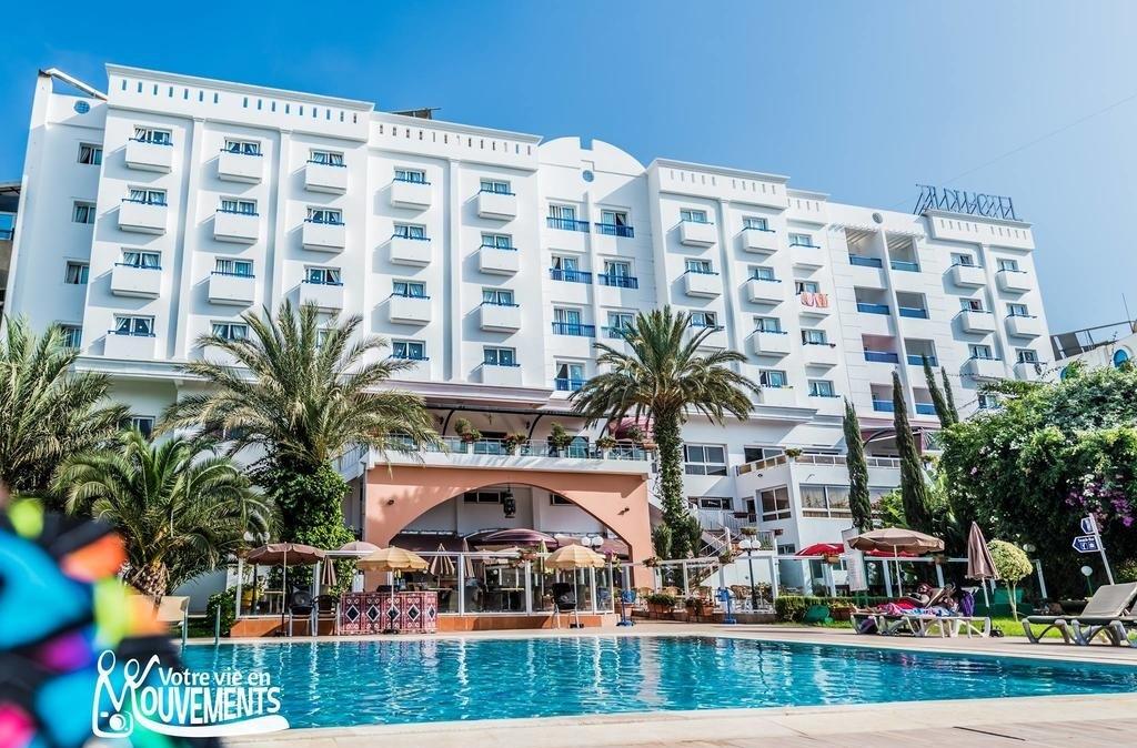Hotel Tildi Hotel & Spa Agadir gdzie nocowac w agadirze nocleg Maroko blog 2