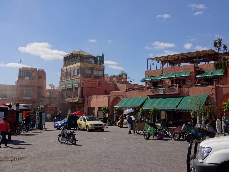 Marrakesh Targ