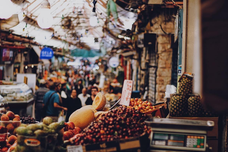 Jerozolima stare miasto stragamu targ co zobaczyc i zwiedzic w jerozolimie weekend