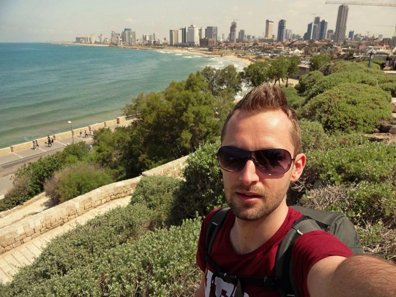 Tel Aviv od strony Jaffy