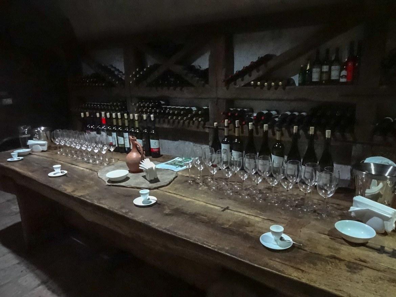Wine Road Gruzja Winiarnia w Gruzji Wino Gruzja co zwiedzic i zobaczyć w Gruzji