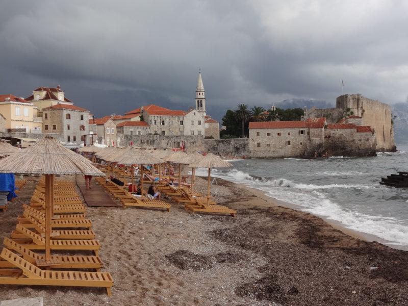 Czarnogóra Budva