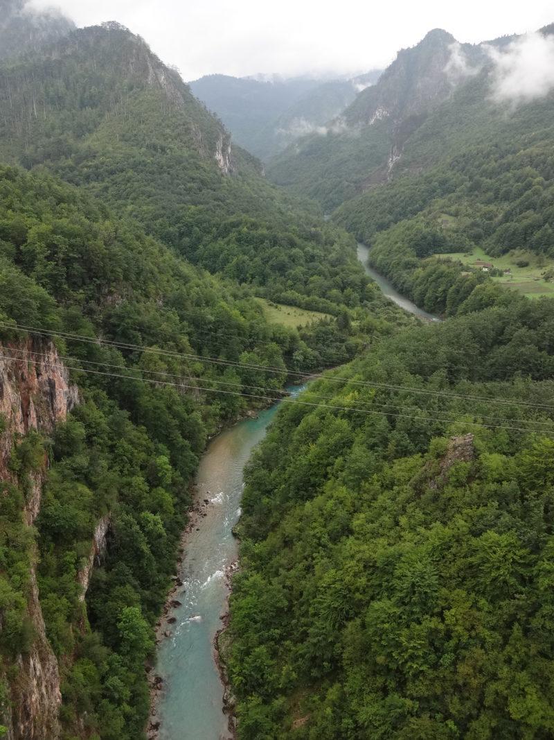 Czarnogóra Kanion Tary