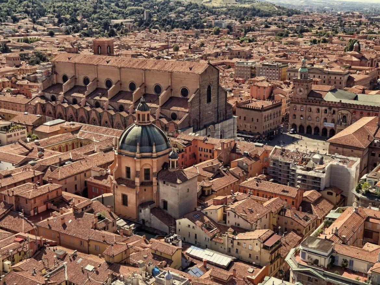 Stare miasto Bolonia