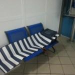 Nocleg na lotnisku Corfu Town