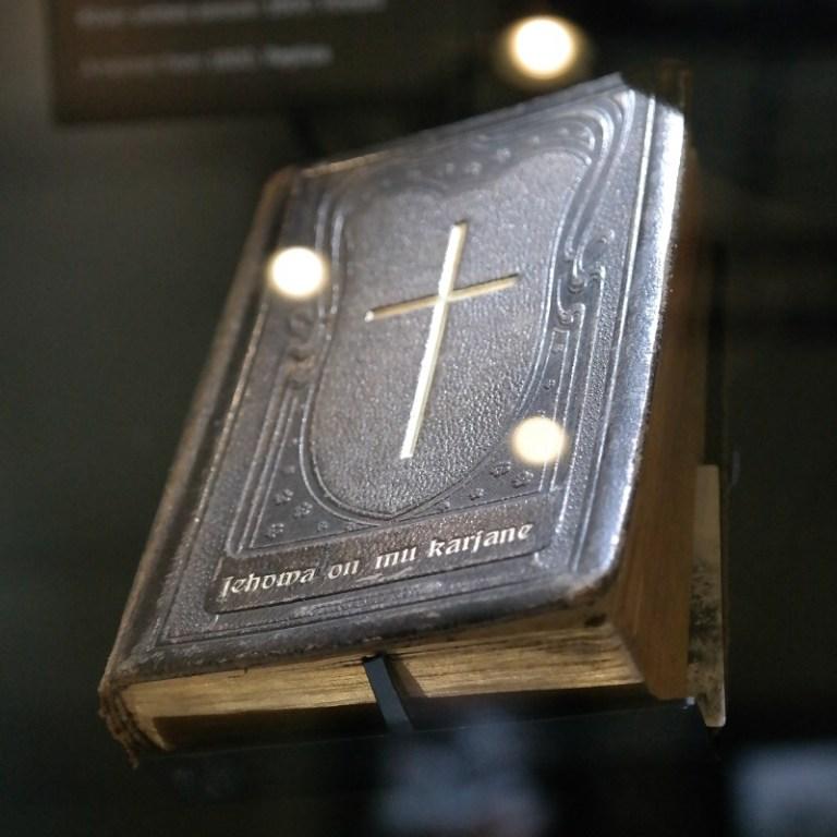 Muzeum Historii Estonii- Eesti Ajoloomuuseu