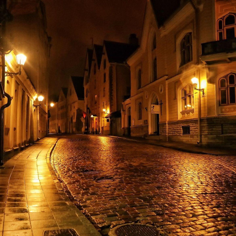Ulica Tallinna