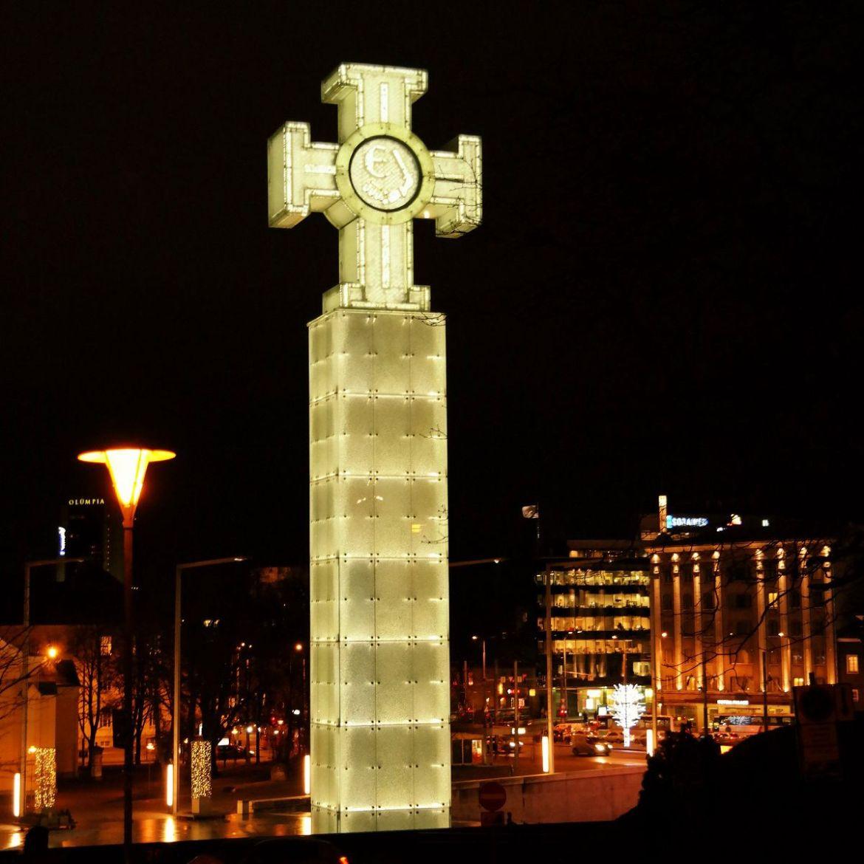 Krzyż na Vabaduse