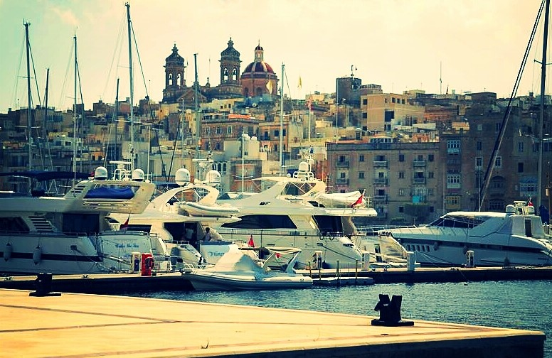 Isla Birgu Malta