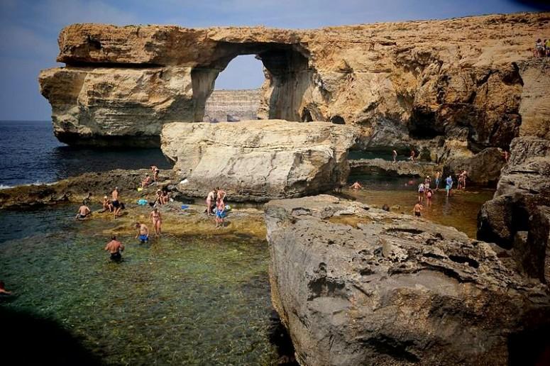 Azurre Window Gozo