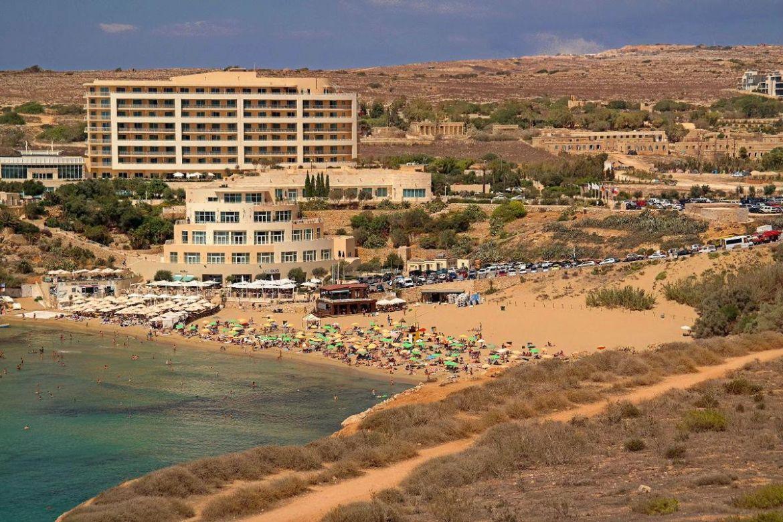 Golden Bay plaże malta Co zwiedzić i zobaczyc na malcie zwiedzanie malty blog