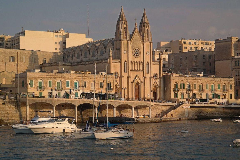 Malta St. Julian Sliema Co zwiedzić i zobaczyć na malcie zwiedzanie malty blog