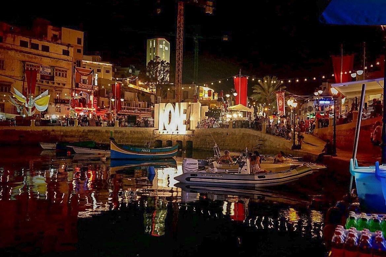 Sliema-St-Julian-Malta  Co zwiedzić i zobaczyc na malcie zwiedzanie malty blog