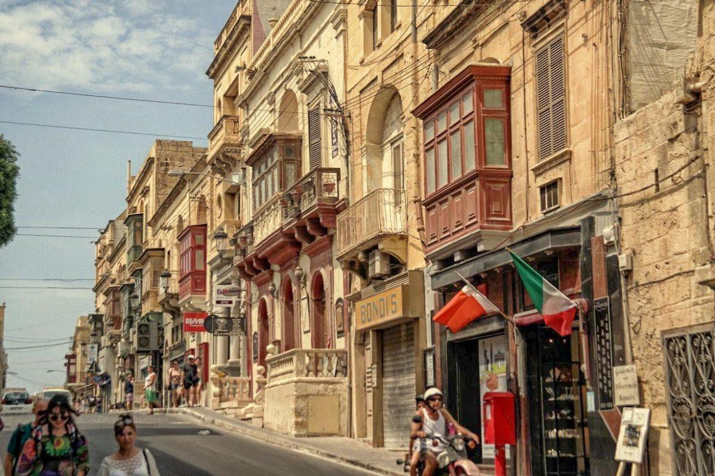 Victoria-Rabat-Gozo-Malta  Co zwiedzić i zobaczyc na malcie zwiedzanie malty blog