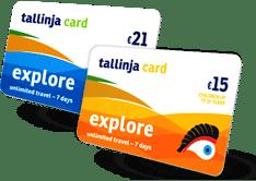 Tallinja Card Malta
