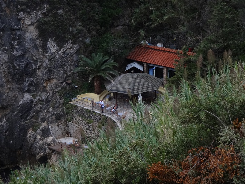 La Grotta, Korfu