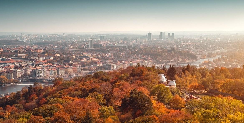 Petrzyn Petrin góra wzgórze praga punkty widokowe w Pradze co zwiedzić w pradze co zobaczyć w pradze blog podrózniczy