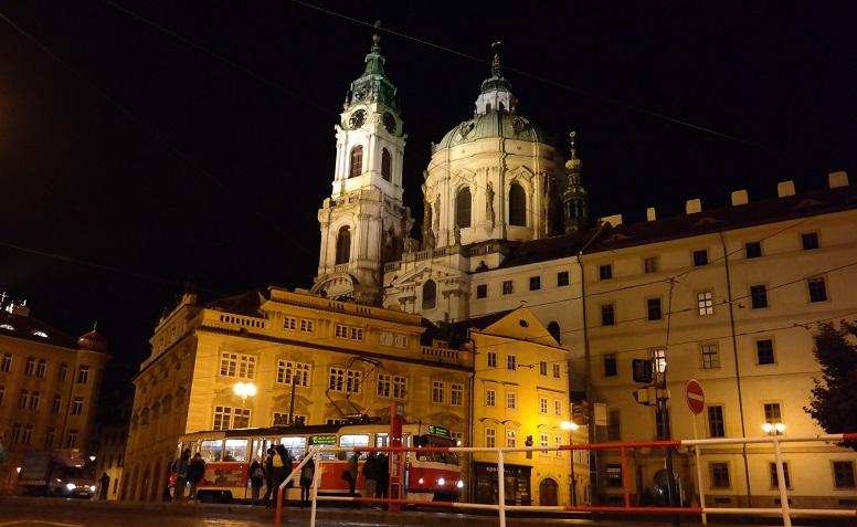 Kościół św. Mikołaja, Praga